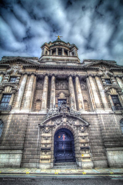 Photograph - Justice by Ross Henton