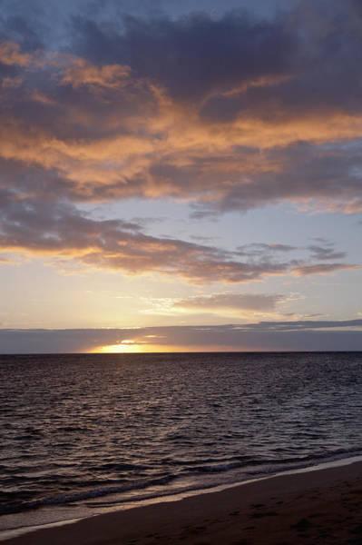 Wall Art - Photograph - Kailua Sunset by Brandon Tabiolo
