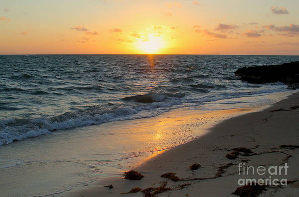 Andros Photograph - Kamalame Beach by Carey Chen
