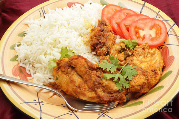 Photograph - Kashmiri Chicken by Paul Cowan