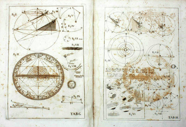 Scientist Photograph - Kepler's Scientific Correspondence by Universal History Archive/uig