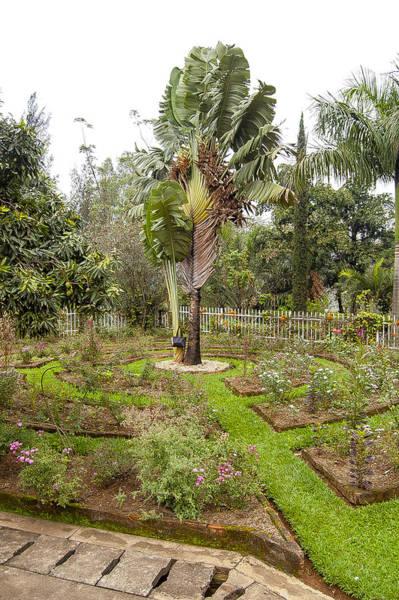 Photograph - Kigali Genocide Memorial Garden by Paul Weaver