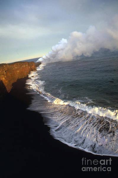 Photograph - Kilauea Volcano, Hawaii by Stephen & Donna O'Meara
