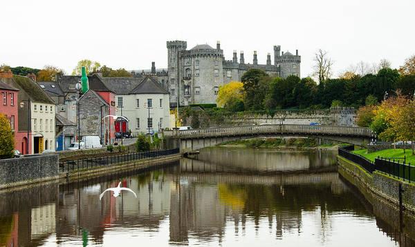 Gleeson Photograph - Kilkenny Castle by Fergal Gleeson