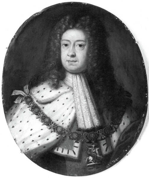 Painting - King George I (1660-1727) by Granger
