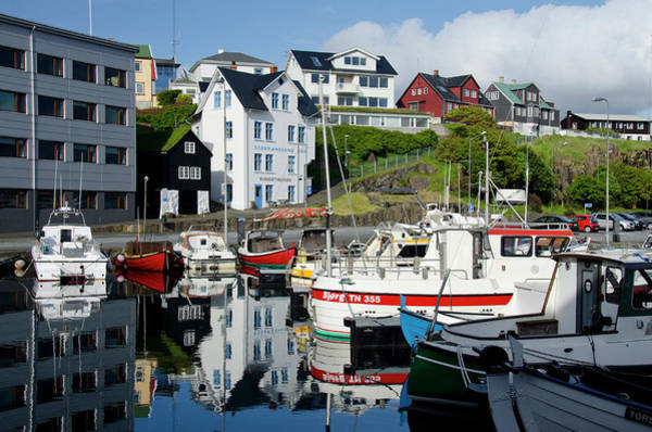 Oceanfront Photograph - Kingdom Of Denmark, North Atlantic by Cindy Miller Hopkins