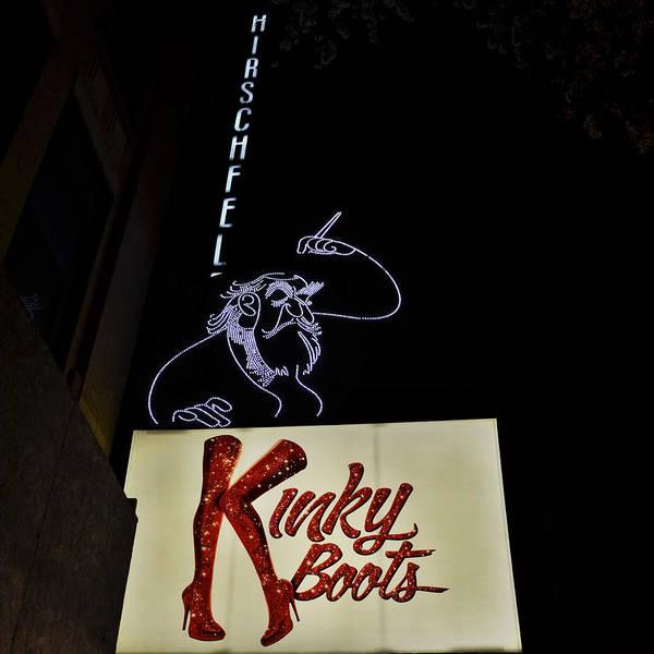Photograph - Kinky Boots by Natasha Marco