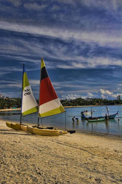 Koh Samui Photograph - Koh Samui Beach by David Smith