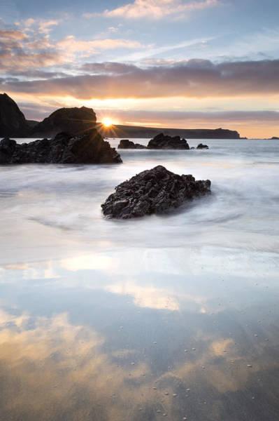 Wall Art - Photograph - Kynance Cove Sunrise by Chris Frost