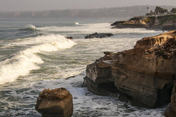 Photograph - La Jolla Cove 2 by Lee Kirchhevel