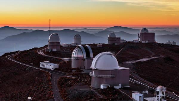 Wall Art - Photograph - La Silla Observatory At Dusk by Babak Tafreshi