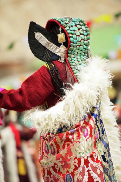 Ethnic Minority Photograph - Ladakh, India Married Ladakhi Women by Jaina Mishra