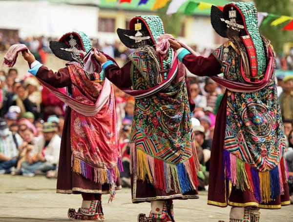 Ethnic Minority Photograph - Ladakh, India The Amazing And Unique by Jaina Mishra