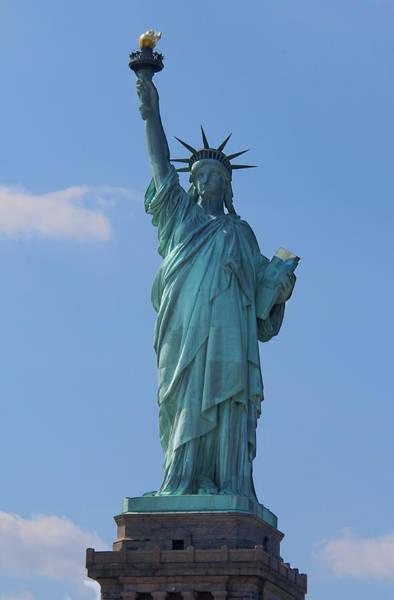 Photograph - Lady Liberty by Jemmy Archer