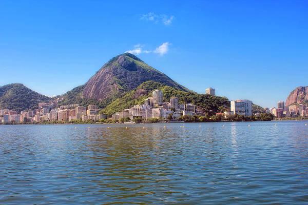 Rio De Janeiro Photograph - Lagoa Rodrigo De Freitas by Antonello