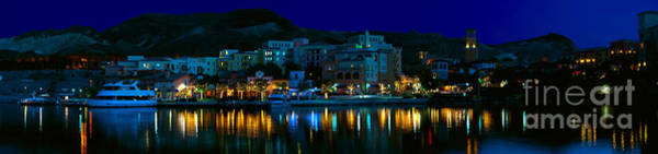 Photograph - Lake Las Vegas Panorama by Eddie Yerkish