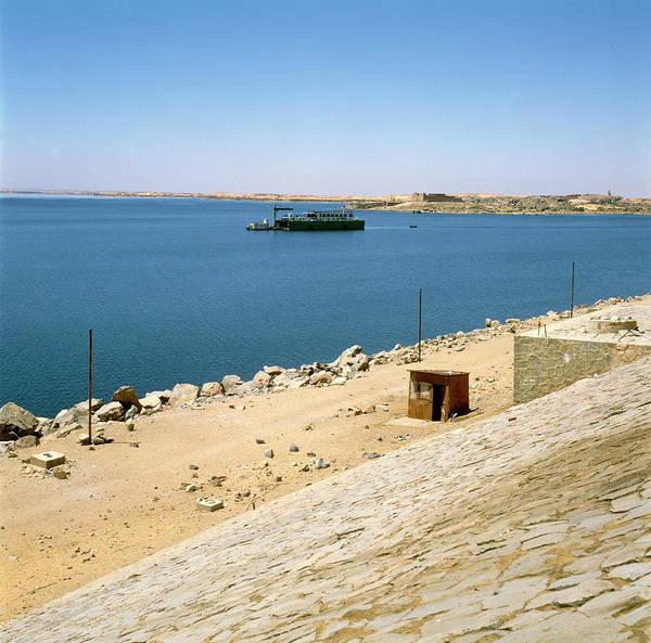 Wall Art - Photograph - Lake Nasser by Robert Brook/science Photo Library