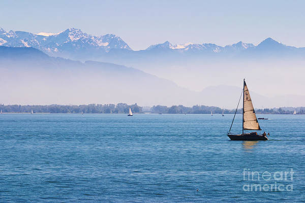 Photograph - Lake Of Constance by Nick  Biemans