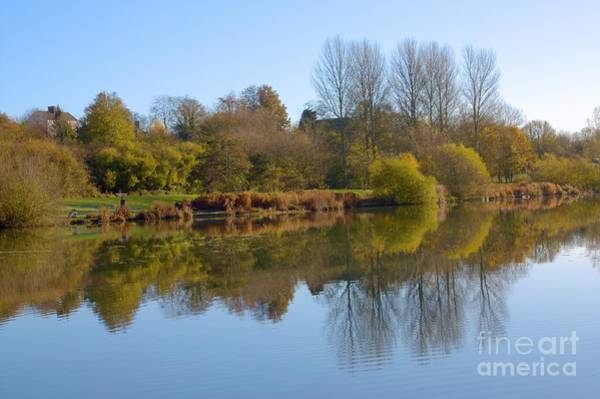 Photograph - Lake Reflections by Jeremy Hayden