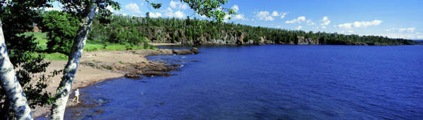 Lake Superior Wall Art - Photograph - Lake View, Lake Superior, Duluth by Panoramic Images