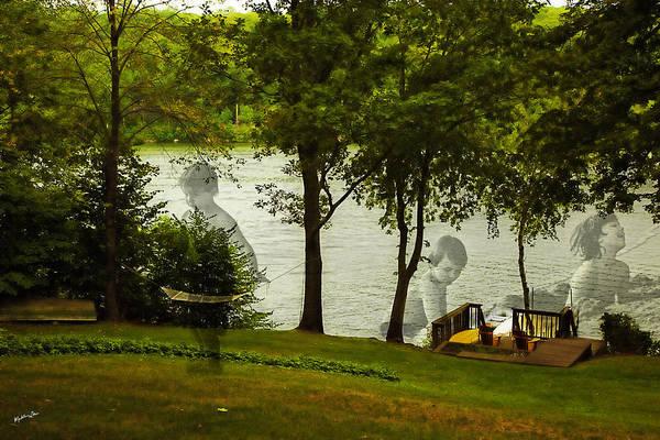 Wall Art - Photograph - Lakeside Dreams by Madeline Ellis