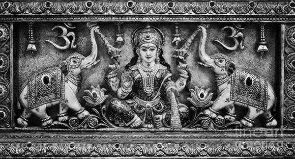 Om Wall Art - Photograph - Lakshmi  by Tim Gainey
