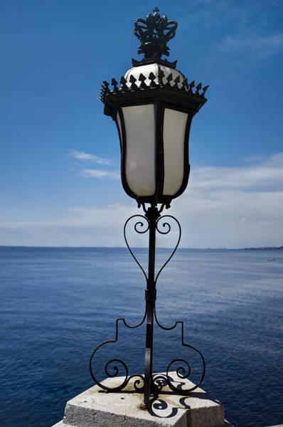 Photograph - Lamp by Ivan Slosar