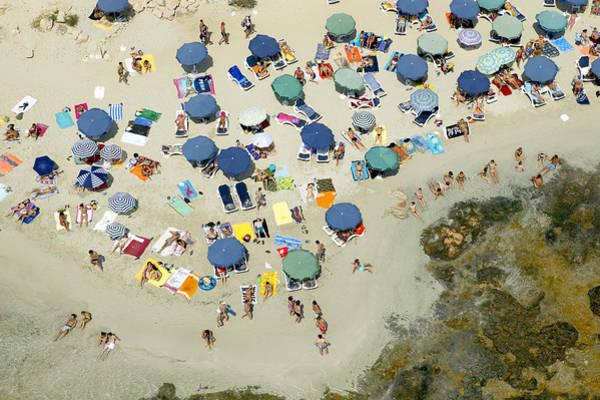 Las Salinas Beach, Ibiza Art Print by Xavier Durán