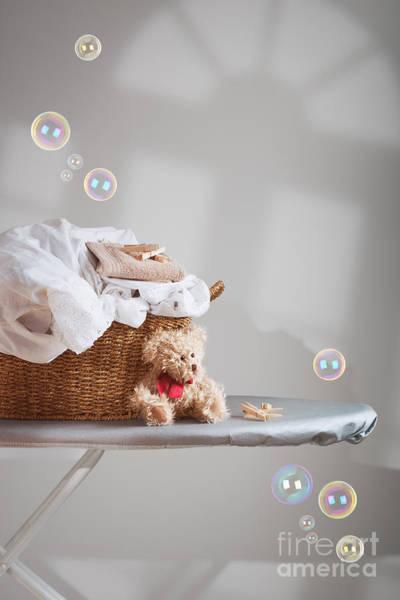 Peg Wall Art - Photograph - Laundry by Amanda Elwell