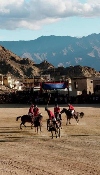 Ethnic Minority Photograph - Leh, Ladakh, India by Jaina Mishra