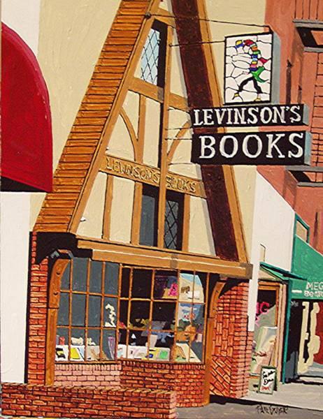 Levinson's Art Print by Paul Guyer
