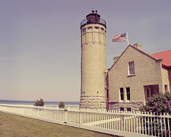 Wall Art - Photograph - Lighthouse by Emily Kelley