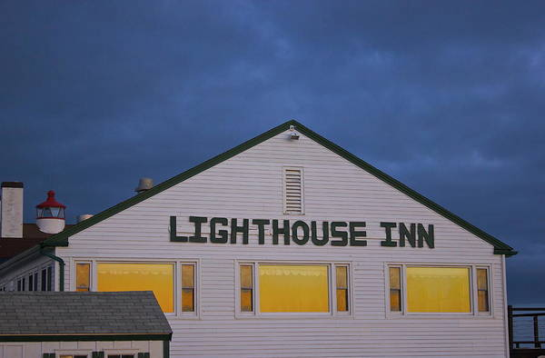 Photograph - Lighthouse Inn by Amazing Jules