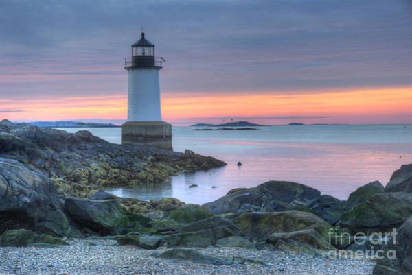 Pickering Photograph - Lighthouse by Juli Scalzi