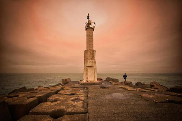 Photograph - Lighthouse by Okan YILMAZ
