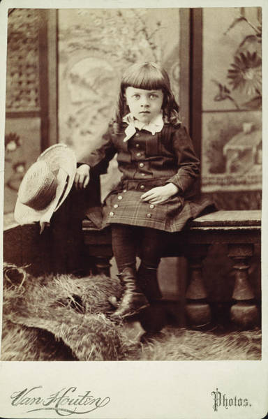Photograph - Little Lord Fauntleroy by Granger