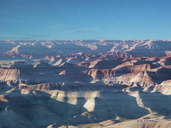 Photograph - Little Painted Desert by R B Harper