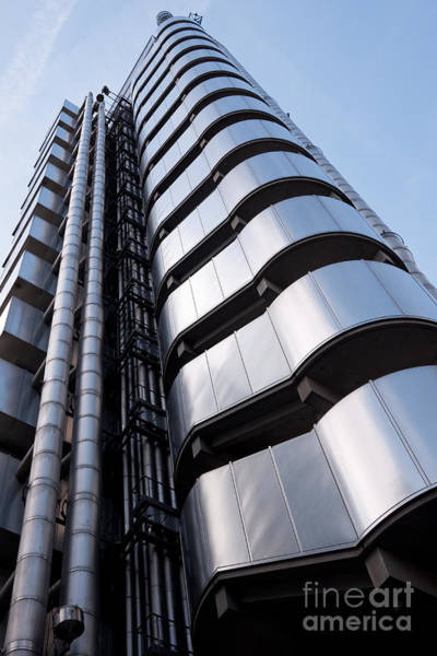 Photograph - Lloyd's Of London 01 by Rick Piper Photography