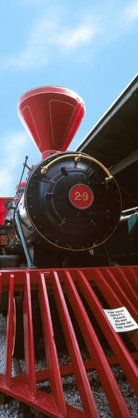 Railroad Station Photograph - Locomotive At The Chattanooga Choo by Panoramic Images