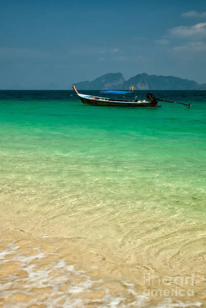 Wall Art - Photograph - Longboat Asia by Adrian Evans
