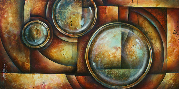 Wall Art - Painting - 'look' by Michael Lang