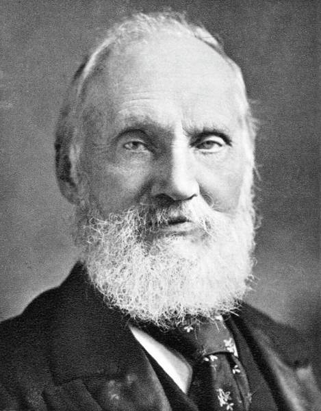 Baron Photograph - Lord Kelvin by Science Photo Library