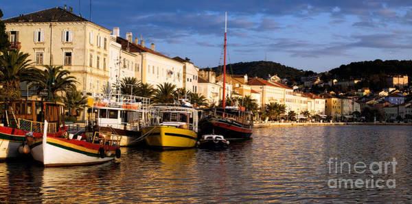 Losinj Photograph - Losinj Port by Sinisa Botas
