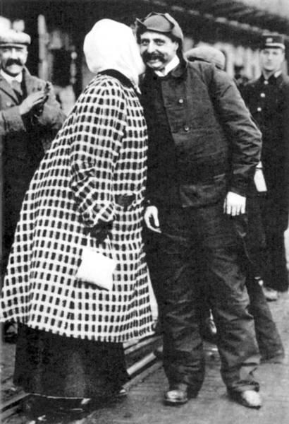 Bleriot Photograph - Louis Bleriot (1872-1936) by Granger