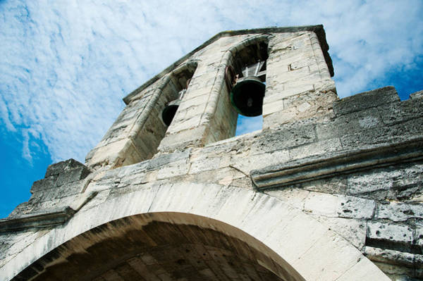 Rhone River Photograph - Low Angle View Of A Bell Tower by Panoramic Images