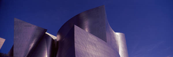 Wall Art - Photograph - Low Angle View Of A Concert Hall, Walt by Panoramic Images
