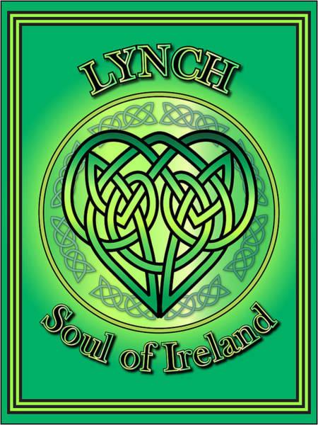 Wall Art - Digital Art - Lynch Soul Of Ireland by Ireland Calling