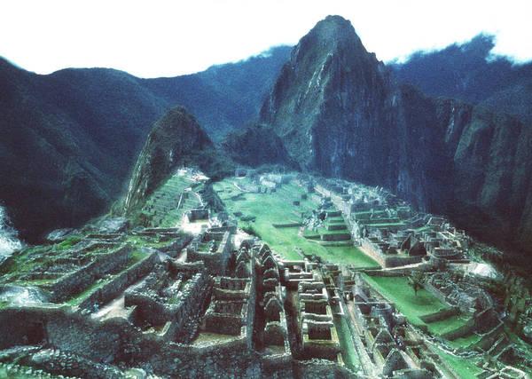 Wall Art - Photograph - Machu Picchu by David Nunuk/science Photo Library