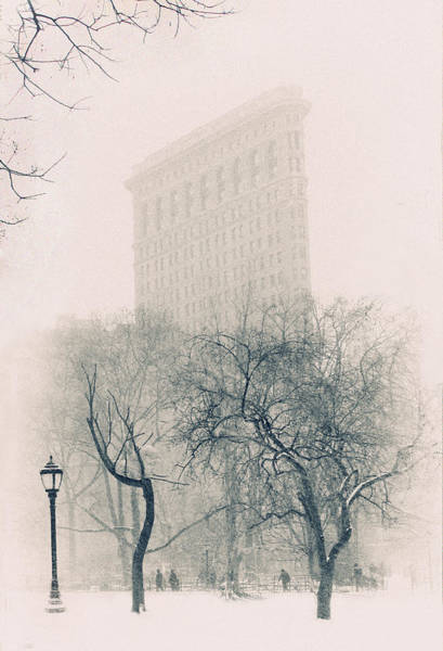 Photograph - Madison Square Park by Jessica Jenney