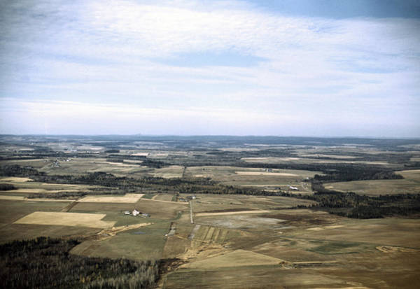 Aroostook County Photograph - Maine Farmland, 1940 by Granger